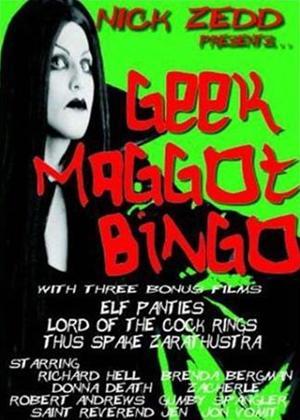 Rent Geek Maggot Bingo Online DVD Rental