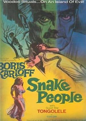 Rent Snake People Online DVD Rental
