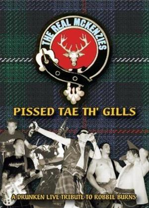Rent The Real Mckenzies: Pissed Tae Th' Gills Online DVD Rental