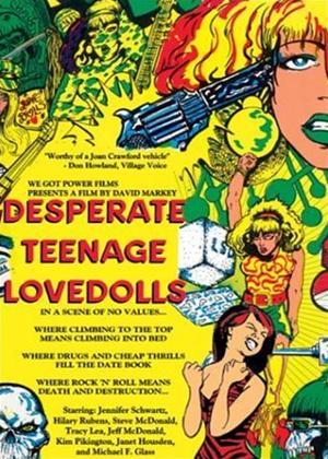 Rent Desperate Teenage Lovedolls Online DVD Rental
