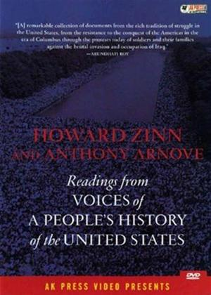 Rent Readings from Voices of a People's History of the United States Online DVD Rental