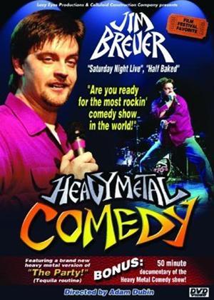Rent Jim Breuer: Heavy Metal Comedy Online DVD Rental