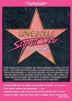 Rent Lovedolls Superstar (aka Lovedolls Superstar: Fully Realized) Online DVD Rental
