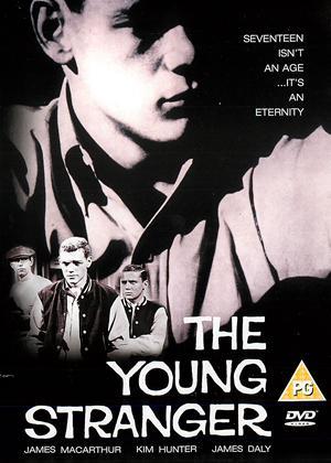 Rent The Young Stranger Online DVD Rental
