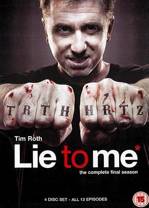Rent Lie to Me: Series 3 Online DVD & Blu-ray Rental