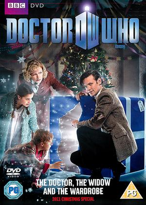 Rent Doctor Who: The Doctor, the Widow and the Wardrobe Online DVD Rental
