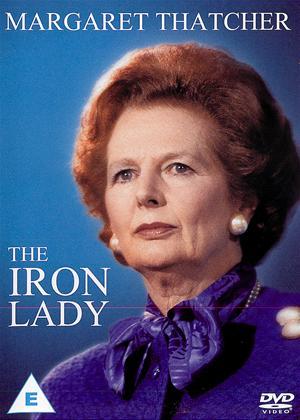 Rent Margaret Thatcher: The Iron Lady Online DVD Rental