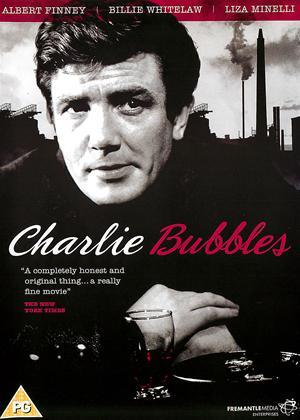 Rent Charlie Bubbles Online DVD Rental