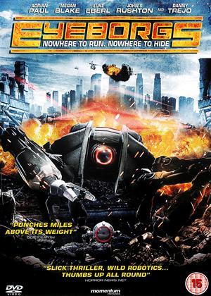 Rent Eyeborgs Online DVD Rental