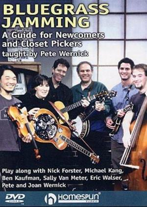 Rent Pete Wernick: Bluegrass Jamming: A Guide for Newcomers Online DVD Rental