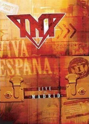 Rent TNT: Live in Madrid Online DVD Rental