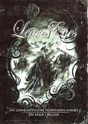 Rent Leaves' Eyes: We Came with the Northern Winds/Saga I Belgia Online DVD Rental