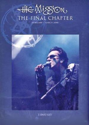 Rent The Mission: The Final Chapter Online DVD Rental