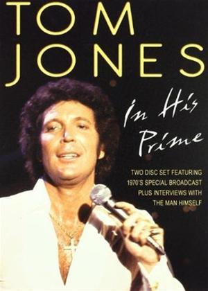 Rent Tom Jones: In His Prime Online DVD Rental