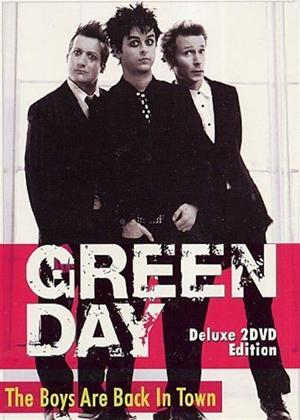 Rent Green Day: The Boys Are Back in Town Online DVD Rental