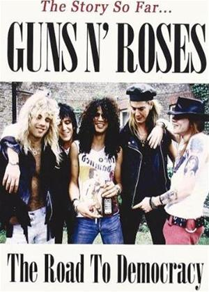 Rent Guns N' Roses: The Road to Democracy Online DVD Rental