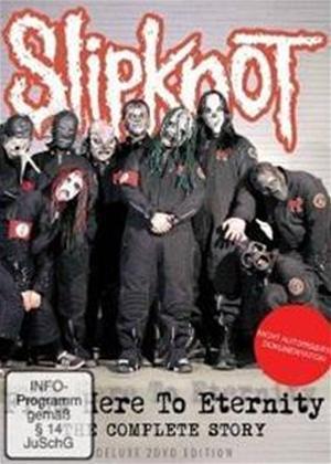 Rent Slipknot: From Here to Eternity Online DVD Rental