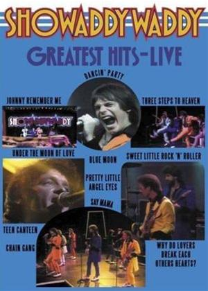 Rent Showaddywaddy: Greatest Hits Online DVD Rental