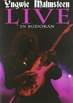 Rent Yngwie Malmsteen: Live in Budokan Online DVD Rental