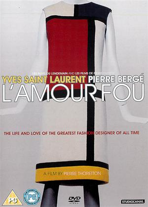 Rent True Love (aka L'Amour Fou) Online DVD Rental