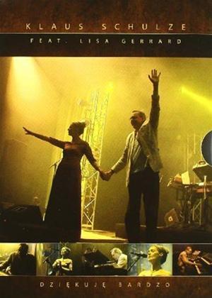 Rent Klaus Schulze and Lisa Gerrard: Dziekuje Bardzo Online DVD Rental