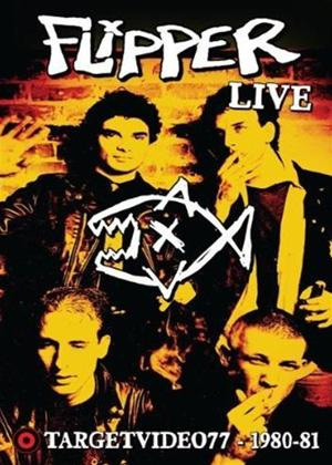Rent Flipper: Live Target Video 1980-81 Online DVD Rental