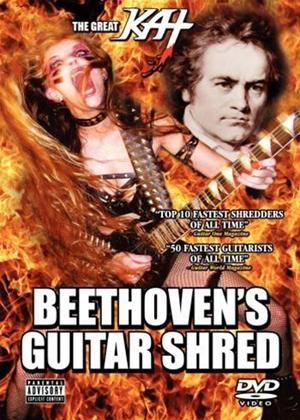 Rent Great Kat: Beethoven's Guitar Shred Online DVD Rental