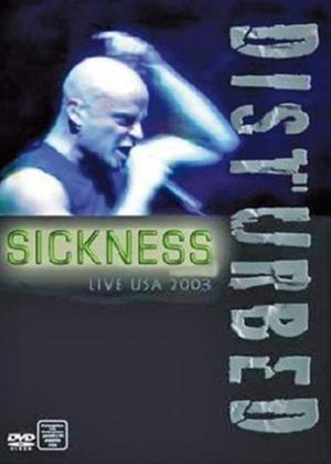 Rent Disturbed: Sickness Online DVD Rental