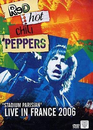 Rent Red Hot Chili Peppers: Stadium Parisian Online DVD Rental