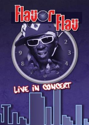 Rent Flavor Flav: Live in Concert Online DVD Rental