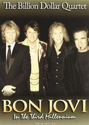 Rent Bon Jovi: The Billion Dollar Quartet Online DVD Rental