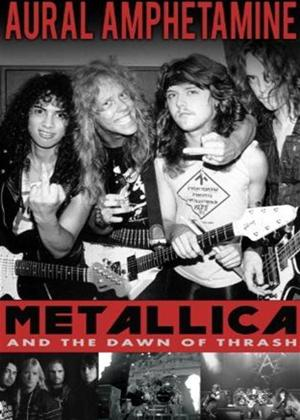 Rent Metallica: Aural Amphetamine Online DVD Rental