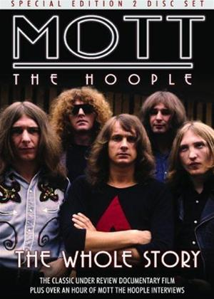 Rent Mott The Hoople: The Whole Story Online DVD Rental