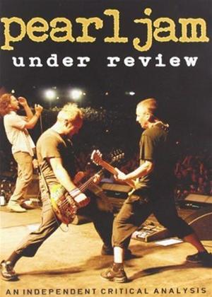 Rent Pearl Jam: Under Review Online DVD Rental