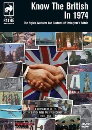 Rent Know the British in 1974 Online DVD Rental
