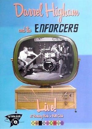 Rent Darrel Higham and the Enforcers: Live Online DVD Rental