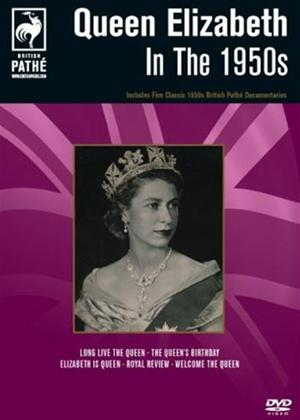 Rent Queen Elizabeth in the 1950's Online DVD Rental