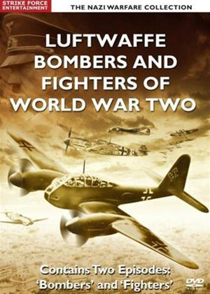 Rent Luftwaffe Bombers and Fighters of World War Two Online DVD Rental