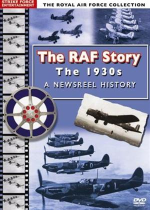 Rent R.A.F. Story: A Newsreel History: The 1930s Online DVD Rental