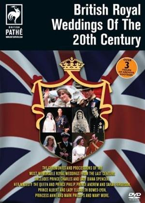 Rent Documentary Feature: British Royal Weddings of the 20th Century Online DVD Rental
