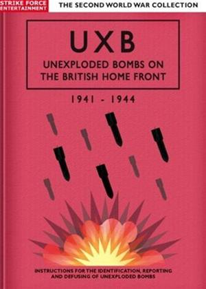 Rent World War II Documentary: Uxb-Unexploded Bombs on the British home front 1941-1944 Online DVD Rental