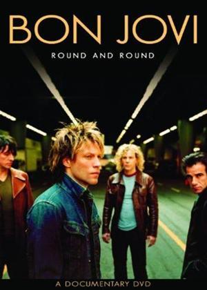 Rent Bon Jovi: Round and Round Online DVD Rental