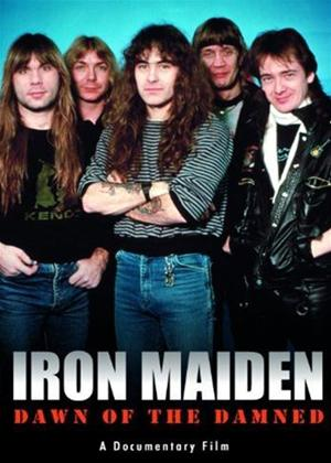 Rent Iron Maiden: Dawn of the Damned Online DVD Rental