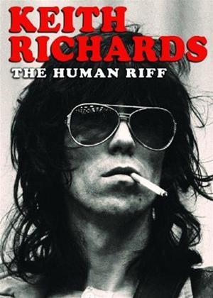 Rent Keith Richards: The Human Riff Online DVD Rental