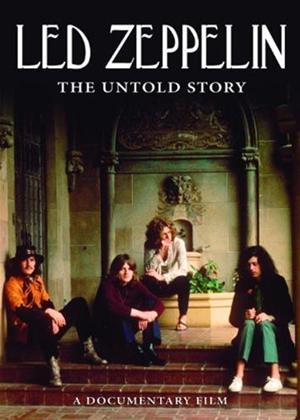 Rent Led Zeppelin: The Untold Story Online DVD Rental