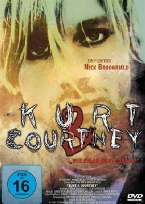 Rent Kurt Cobain: Kurt and Courtney Online DVD Rental