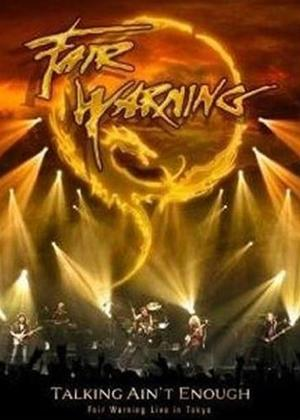 Rent Fair Warning: Talking Aint Enough Fair Warning Live in Tokyo Online DVD Rental