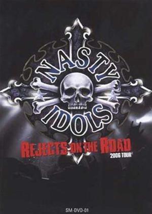 Rent Nasty Idols: Rejects on the Road Online DVD Rental