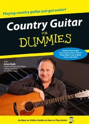 Rent Country Guitar for Dummies Online DVD Rental