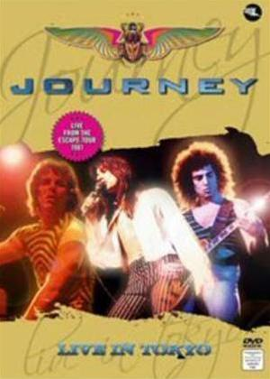 Rent Journey: Live in Tokyo Online DVD Rental